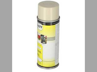 International Off- White Tractor Paint Aerosol