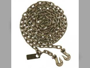 "Chain Assembly with ID Tag Grade 70 3/8"" x 20 Feet"