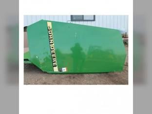 Used Side Door - LH John Deere 466 467 468 469 566 567 568 569 AE55891