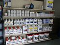 NEW HOLLAND HYD OIL, ENGINE OIL, GEAR OIL, BRAKE OIL, POWERSTEERING OIL, COLOR MATCHED SPRAY PAINTS