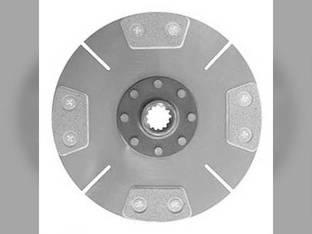 Remanufactured Clutch Disc Ford 1910 2110 SBA320400160 White 37 Field Boss 2-32 Shibaura SD5040 SD4340 SD4440