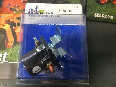 A&I 6 Volt Starter Relay Assembly