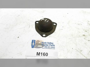 Cover-rear Housing 4WD