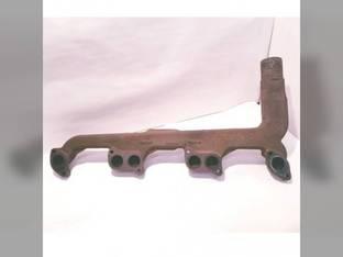 Used Exhaust Manifold John Deere 4020 4230 4010 4000 AR28061