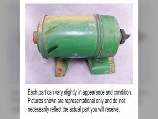 Used Dry Air Cleaner Assy John Deere 4020 4000 AR45681