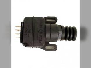 Park Brake Switch Case IH DX45 D40 JX1090U Farmall 45 JX85 Farmall 50 JX1100U JX65 D45 JX1080U D35 Farmall 40 DX35 JX75 JX55 JX95 DX40 47132449
