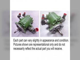 Used Main Hydraulic Pump John Deere 6620 7720 AH118327