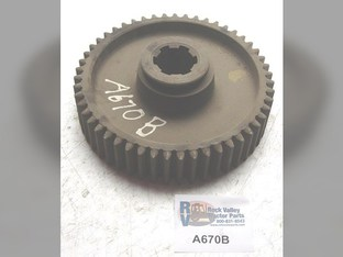 Gear-pulley Drive 51T