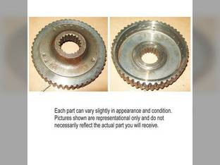 Used Pressure Plate Hub John Deere 4450 4050 4240 4250 4030 4230 4455 4255 4055 4440 4040 4430 R50346
