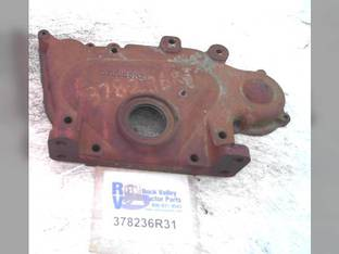 Cover Assy-timing Gear