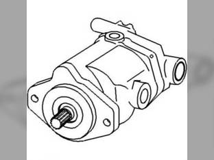Remanufactured Hydraulic Pump - Closed Center White 4-150 2-85 2-150 4-180 170 2-180 4-210 2-155 195 2-105 2-135 30-3073025 Oliver 2255 1955 1870 1855 2270 1755 79015826 Minneapolis Moline G955 G1355