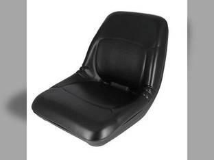 Seat Vinyl Black John Deere 755 655 655 756 856 855 955 AM107759