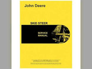 Service Manual - 70 John Deere 70 TM1072