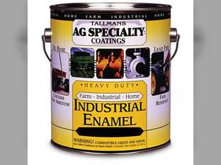 King Kutter Yellow Implement Paint Gallon