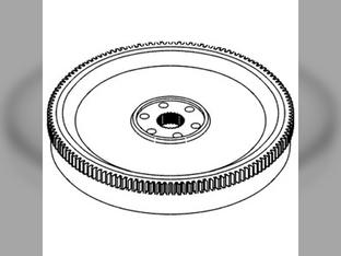 Flywheel, With Ring Gear