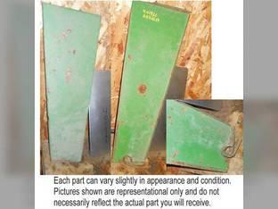 Used Rear Side Panel - LH John Deere 4050 4240 4250 4040 4430 4450 4440 AR82259