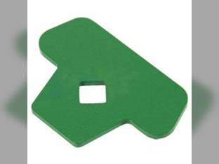 Overshoot Beater Wear Plate John Deere 9650 CTS 9660 CTS CTS CTSII 9780 CTS H177314