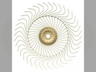 Rake Wheel - RH Complete New Holland HT152 HT154 210180 87629951 P20BG090