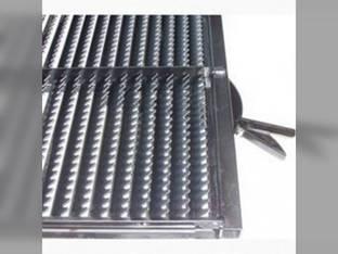 "Used 1 5/8"" Wide Spaced Adjustable Chaffer Case IH 2166 1666 1660 1644 2366 1640 1957315C8"