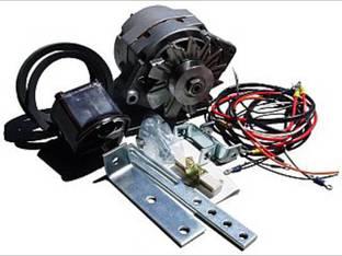 Alternator, Conversion Kit,