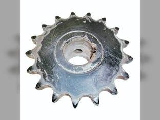 Used Grain Platform Reel Drive Sprocket Case IH 2020 1020 2010 1010 New Holland 72C 74C 129967A1 87035837 87450165