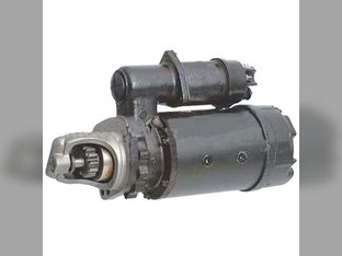 Remanufactured Starter - Delco Style (6353) Case IH 1680 1682 1660 1620 1640 104211A1 International 1482 1470 1480 1400 1420 1440 1460 782 245153C91 New Holland TR96 TR86 695710