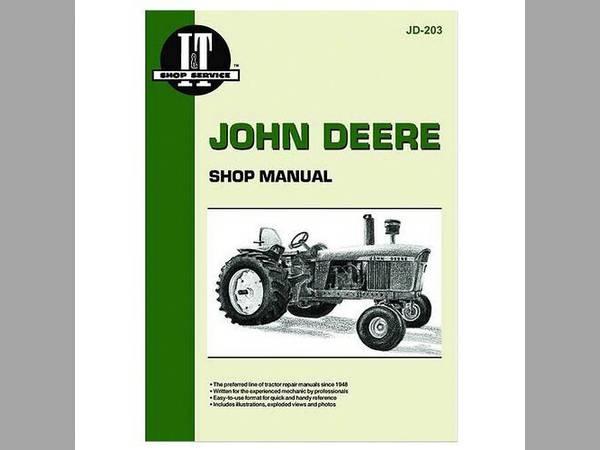 Manual Sn 101134 For John Deere Manual All States Ag Parts De Soto