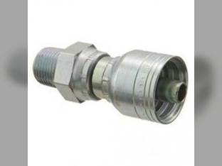 "Weatherhead - Hydraulic Fitting #16 Male Pipe Swivel 1"" - 11 1/2"