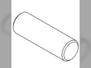 Drawbar, Pin, Front