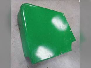 Used Hydraulic Shaft Cover - RH John Deere 4020 4000 3020 4320 AR41599