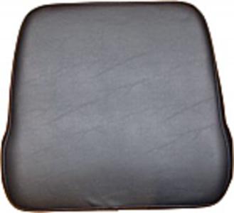 Seat Back - Black Vinyl