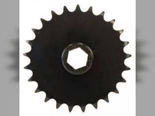 Sprocket - Left Hand Rotor Case IH RBX453 RBX552 RB454 RBX553 RBX462 RBX563 RB564 RB464 RBX562 RBX463 RB554 RBX452 87664055 New Holland BR750A BR750 BR780A BR780 BR770A BR740A BR770 BR740 86610108