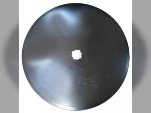 "Disc Blade 18"" Smooth Edge 7 Gauge 1"" Square x 1-1/8"" Square Axle"