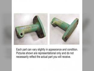 Used Hydraulic Pump Drive Shaft John Deere 940 1550 1750 2255 2155 2040 1040 2240 1140 2150 1850 L34570