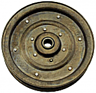 Idler Pulley, Flanged