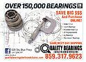 Bearings Many sizes