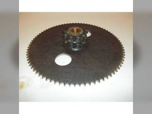 Used Final Drive Sprocket Case 1537 1500 1526 1740 1530B 1737 1700 1530 D69539