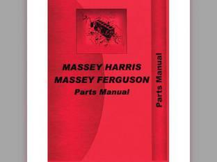 Parts Manual - Colt Massey Harris Colt Colt