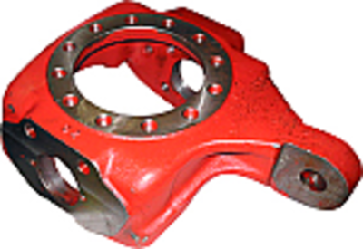 Carrier Housing - Right Hand, ZF Axle