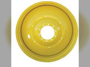 "16"" x 46"" Dual Rear Wheel 10 Bolt Yellow"