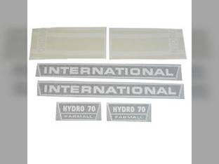 Decal Set International Hydro 70
