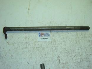 Shaft-brake Pedal