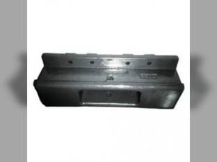 Weight Bracket 10 Suitcase Capacity New Holland TS110 TM135 TM150 TM140 TM130 T6030 TS90 TS100 TM120 TM125 T6070 Case IH MXM140 MXM120 MXM155 Maxxum 110 MXM190 Maxxum 115 MXM130 MXM175 Maxxum 125