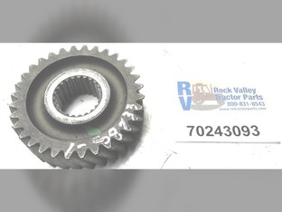 Gear-driver Idler Shaft