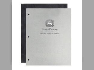 Operator's Manual - 320 John Deere 320 OMT30856