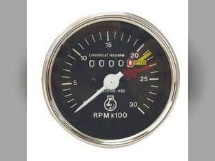 Tachometer Gauge International 464 684 785 784 Hydro 84 674 884 2500A 454 484 885 2400 574 584 485 3121926R91
