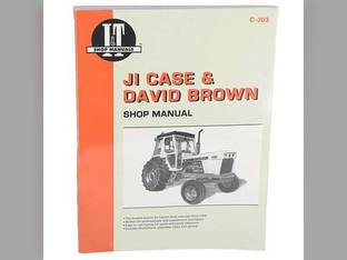 I&T Shop Manual Collection Case 1200 1200 870 870 970 970 1090 1090 770 770 1270 1270 1070 1070 1175 1175 1170 1170 David Brown 995 995 990 990 1200 1200 1410 1410 780 780 1212 1212 885 885 1210 1210