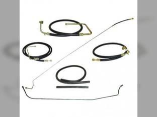 Air Conditioning Hose Line Kit International 3288 3088 5088 3688 5288 3488 5488 143107C1