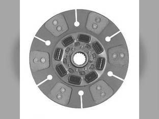 Remanufactured Clutch Disc Allis Chalmers 7040 7060 7045 8010 8070 4W-220 8050 8030 7020 7030 7080 7580 7010 70272058
