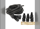 Distributor, Spark Plug Wire Set